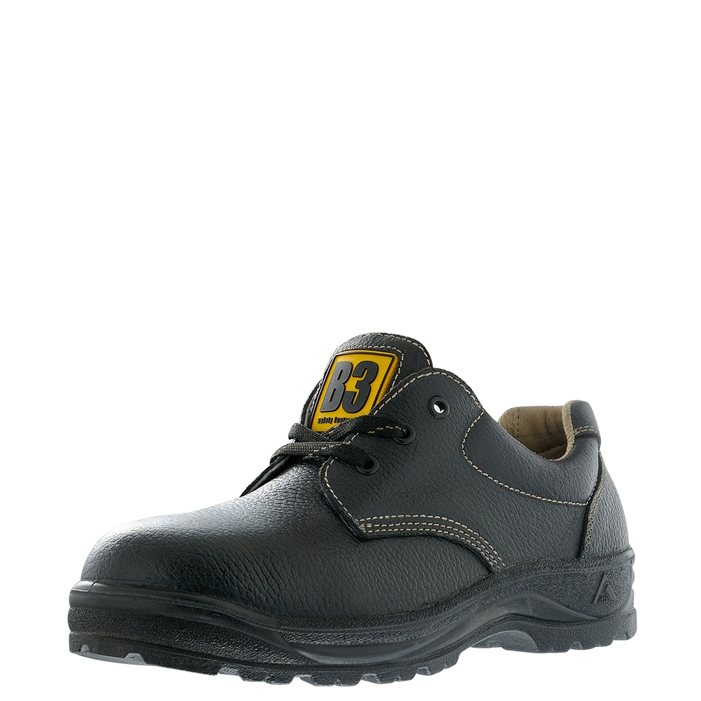 Low Cut Steel Toe Safety Shoes